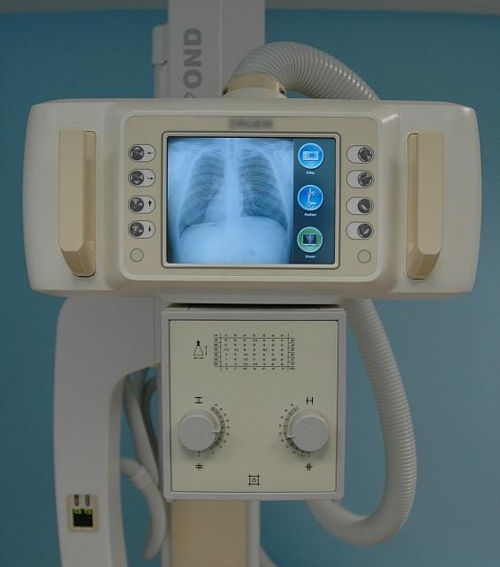 Цифровой рентгенографический аппарат
