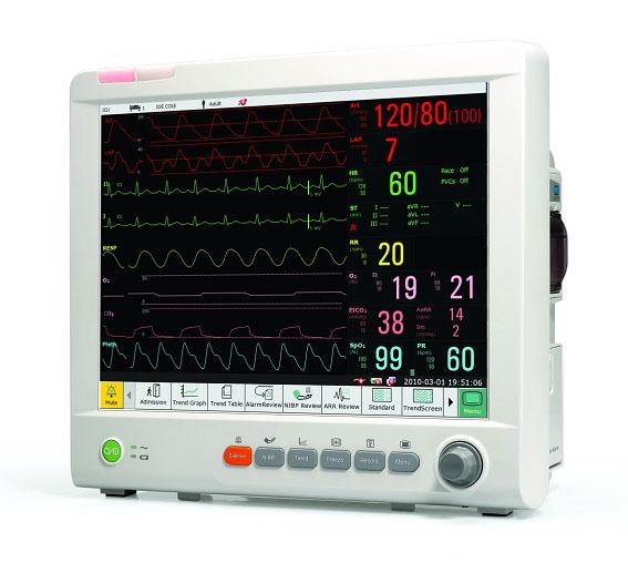 Купить прикроватный монитор пациента по выгодной цене