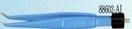 Биполярный пинцет с изогнутыми браншами, изолированный, 190 мм
