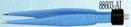 Биполярный пинцет прямой изолированный, 190 мм