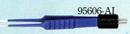 Биполярный пинцет микрохирургический изолированный, 120 мм