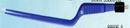 Биполярный пинцет изогнутый, изолированный, 245 мм