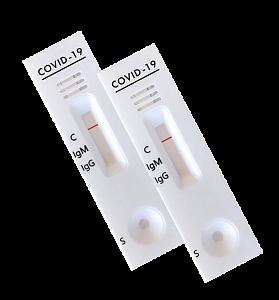 Экспресс тест на коронавирус